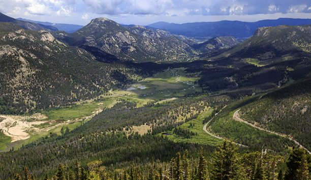 Scenic Byway: Trail Ridge Road