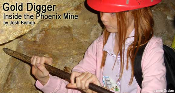 Gold Digger: Inside the Phoenix Gold Mine
