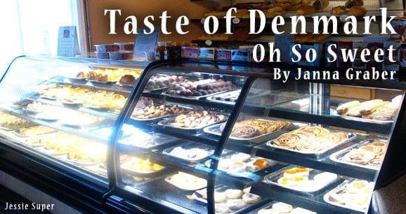 Taste of Denmark: Oh So Sweet 1