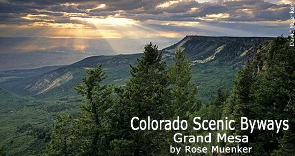 Colorado Scenic Byways: Grand Mesa