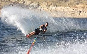 water skiing colorado