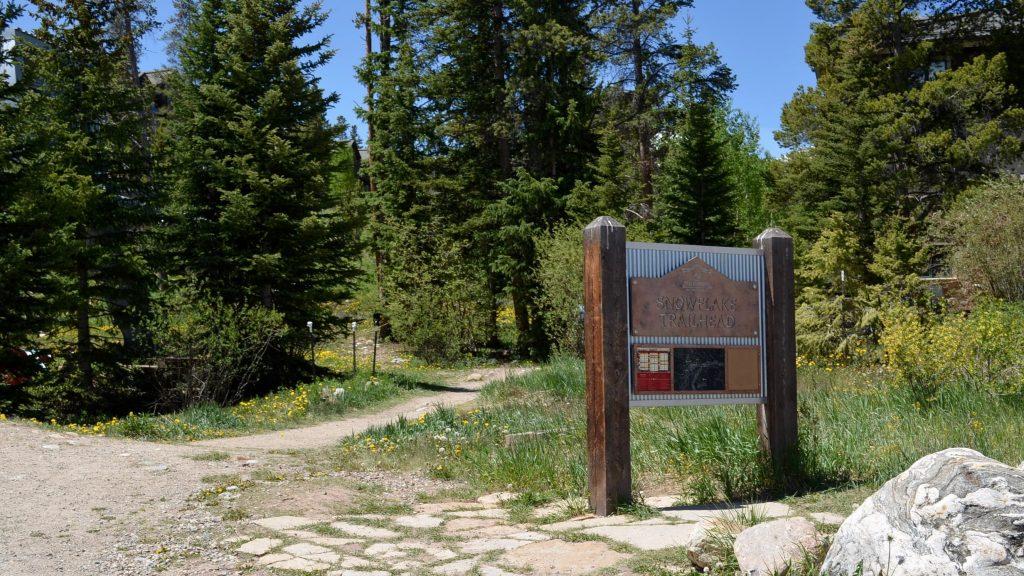 sawmill trail breckenridge colorado
