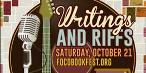 Fort Collins Book Fest Writings and Riffs