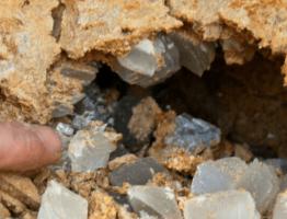 finding rocks in colorado